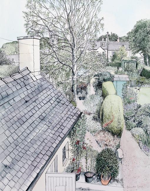 Galloway Garden 2